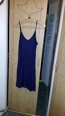 Appena Vintage Con? Donna Zip Senza Maniche Top/vestito Bambole Paris 48 Sul Petto- Prezzo Di Vendita Diretto In Fabbrica