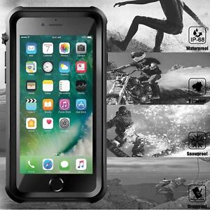 premium selection ccc7d b14de Details about iPhone 6S 7 8 Waterproof Case   Yellowknife Full Body  Underwater Swimming Cover