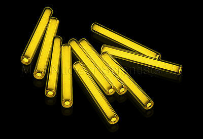 Tritium Lamp, Vial, Tube, Capsule, Trigalight - 6mm x 1.5 mm - Glow in the Dark