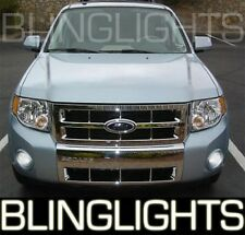 2008-2012 FORD ESCAPE HALO FOG LAMPS Kit driving lights 08 09