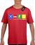 Eat-Sleep-Football-Repeat-Enfants-garcons-filles-T-shirt-Top-Player-Fan-Angleterre-col miniature 1