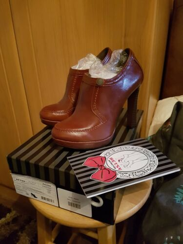 Size 3 Boots New Betsy Brown Ankle By wHBT6XAq
