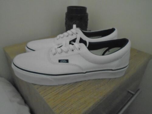 Navy Us 10 Rare white Low Vans 5 9 Trainers Unisex Mens Womens ZwqE7xXUBn
