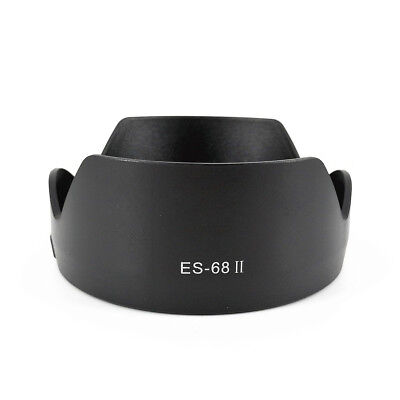 Camera Accessories ES-68II Lens Hood Shade for Canon EF 50mm f//1.8 STM 49mm Lens Lens /& Accessories