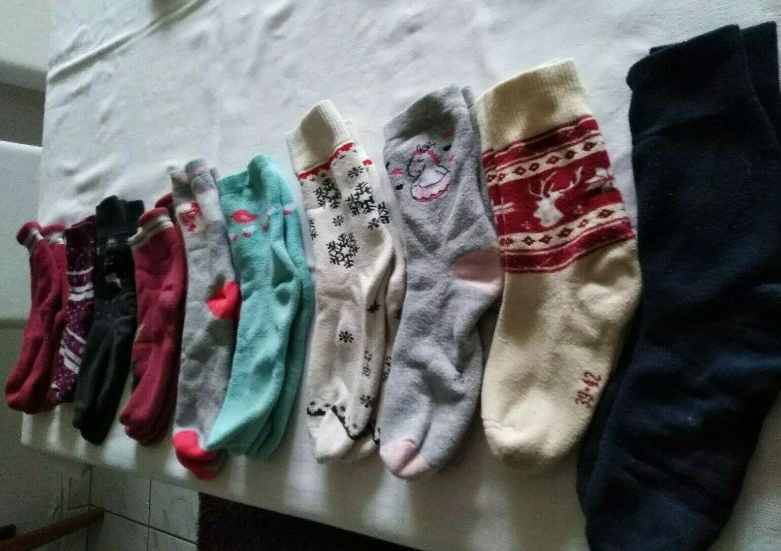 Frottee Socken 4 Stopper-Socken 6 Paar Frottee Socken Größe 39
