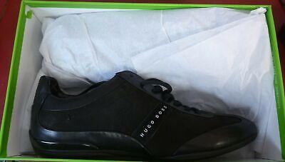 HUGO BOSS Space Select BLACK Mens Shoes
