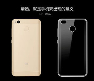 Ultrathin transparent tpu silicone soft case cover for xiaomi redmi picture information stopboris Choice Image