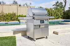 Coyote 28 Inch Freestanding Pellet Grill