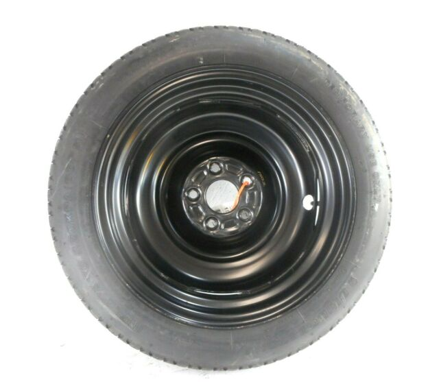 04-08 Acura TSX Emergency Spare Tire Wheel Donut 135/80D16
