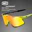 miniatuur 1 - 100% Percent Cycling Hypercraft Sunglasses - Matte Banana / 61039-004-57