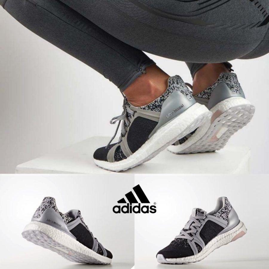 Adidas Mujer Negro Stella McCartney Ultra Boost Entrenamiento Negro Mujer S80846 84e29e