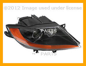 Bmw Z4 2003 2005 Hella Headlight Assembly Bi Xenon