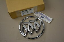 2012-2014 Buick Verano Rear Compartment Lid Chrome Buick Emblem new OEM 20913789