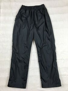 Columbia-Womens-Rain-Pants-Size-Large-Waterproof-Packable-Hiking-Omni-Tech