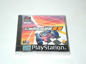 ROLLCAGE-STAGE-2-brand-new-factory-sealed-PAL-PS1-Sony-Playstation-1-game