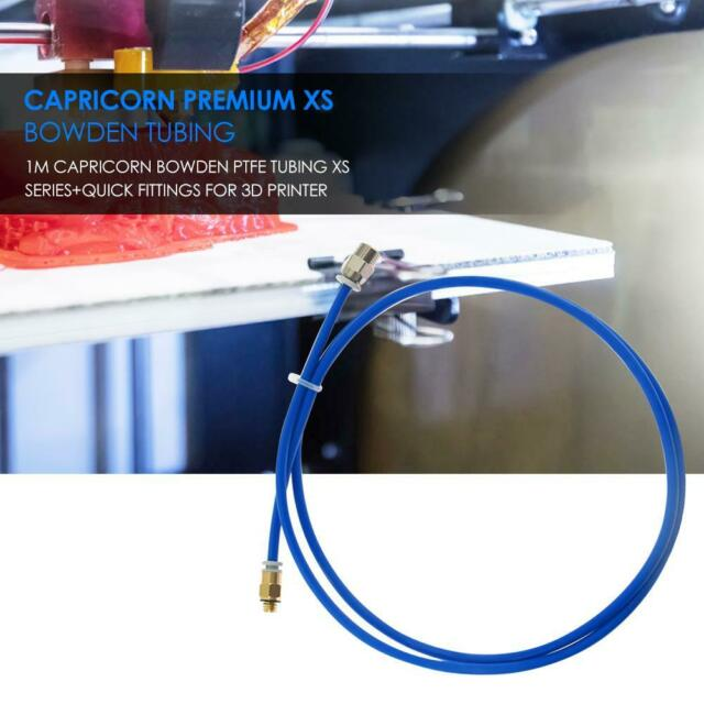 Capricorn Bowden Ptfe Tubing Xs Series 1 Meter For 1.75Mm Filament