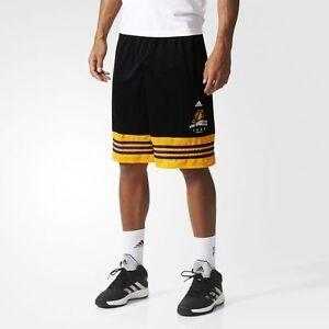 Caricamento dell immagine in corso NUOVO-Adidas-Uomo-Basket-Lakers -Nozioni-di-base- 61c612aa4711