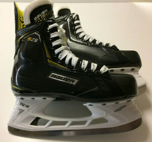 Image Is Loading Bauer Supreme S29 Ice Hockey Skates Junior Or