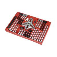 46 Pc. Bolt Puller Set Pulley Puller Gear Puller Harmonic Balance Puller
