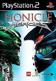 Bionicle Heroes (Sony PlayStation 2, 2006)