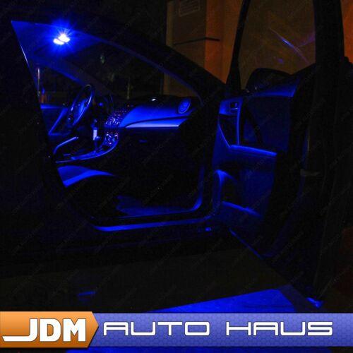 14x Blue Interior Reverse LED Lights Bulb Package Fits KIA Sorento 2011-2015