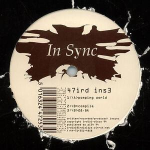 IN-SYNC-POMPING-WORLD-12-034-RARE-ORIGINAL-vinyl-IRDIAL-1994-47ird-ins3