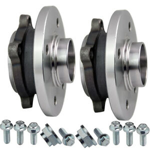 2x-Wheel-Bearing-Hub-Assembly-Front-for-BMW-MINI-One-COOPER-Convertible-VKBA3674