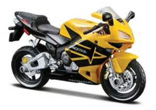 MAISTO 1:18 Honda CBR 600F4 MOTORCYCLE BIKE DIECAST MODEL TOY NEW IN BOX