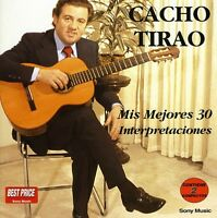 Cacho Tirao, Chacho - Mis 30 Mejores Canciones (2cd) [new Cd] on Sale