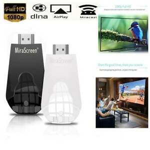 DLNA-WiFi-Dongle-Airplay-Miracast-K4-MiraScreen-For-TV-Phones-IOS-Android