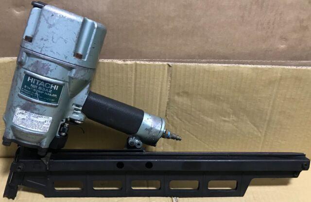 "Hitachi 3 1/4"" Framing Nailer NR83A2"