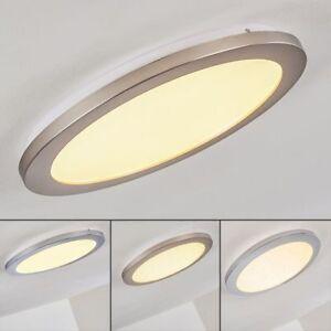 LED Decken Lampe weiß Glas Design Arbeits Zimmer 3 Stufen