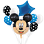 Disney-Mickey-Minnie-Mouse-Birthday-Foil-Balloons-Decorations-Latex-Baby-Shower thumbnail 5