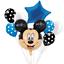 DISNEY-Mickey-Minnie-Mouse-Compleanno-Decorazioni-Stagnola-Palloncini-Lattice-Baby-Shower miniatura 5