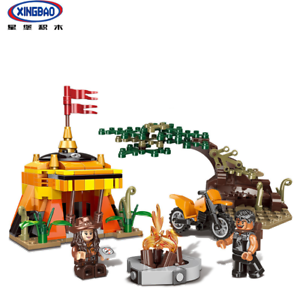 Bausteine-Xingbao-Dschungel-Abenteuer-Spielzeug-Modellbausaetze-BaukaestenToys