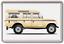 Indexbild 10 - Kühlschrank Magnet - Britisch Klassisch Auto Auswahl - Große Acryl,Vintage,Retro