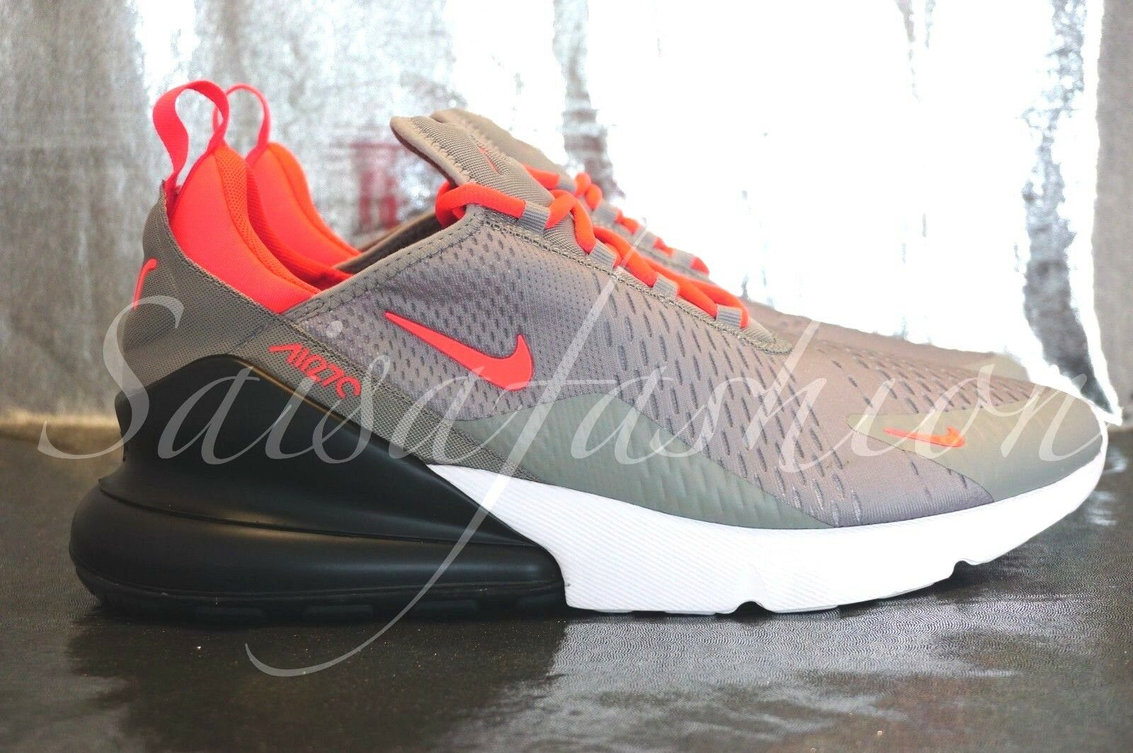 cd412f19a68529 Nike Air Max 270 ID Air Max Day 3 26 Grey Bq0742-997 Men Sz 13 for ...