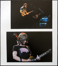 PINK FLOYD POSTER PAGE 1977 WEMBLEY EMPIRE POOL DAVID GILMOUR & SNOWY WHITE .R59