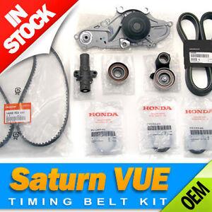 Saturn-VUE-Complete-Timing-Belt-amp-Water-Pump-Kit-for-Honda-3-5L-V6-2004-2007