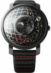 NEW-Xeric-Trappist-1-Moonphase-Gunmetal-Red-AUTHORIZED-DEALER