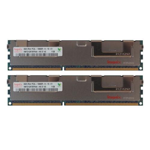 16GB Kit 2x 8GB DELL POWEREDGE R320 R420 R520 R610 R620 R710 R820 Memory Ram
