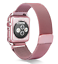 Milanese-Stainless-Steel-iWatch-Band-Strap-Cover-Case-Apple-Watch-Series-3-2-1 miniature 12