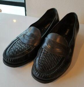 Heren 8 maat door zwart schoenen George Casualjurk zVqpUMS