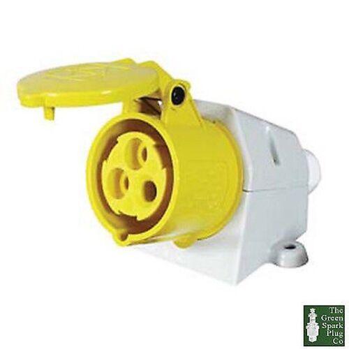 Stecker Aufputz 16 Ampere 110 Volt BG1-0-698-69 Durite