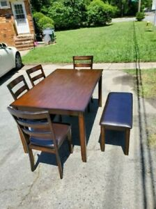 Furniture Used Dining Room Tables And