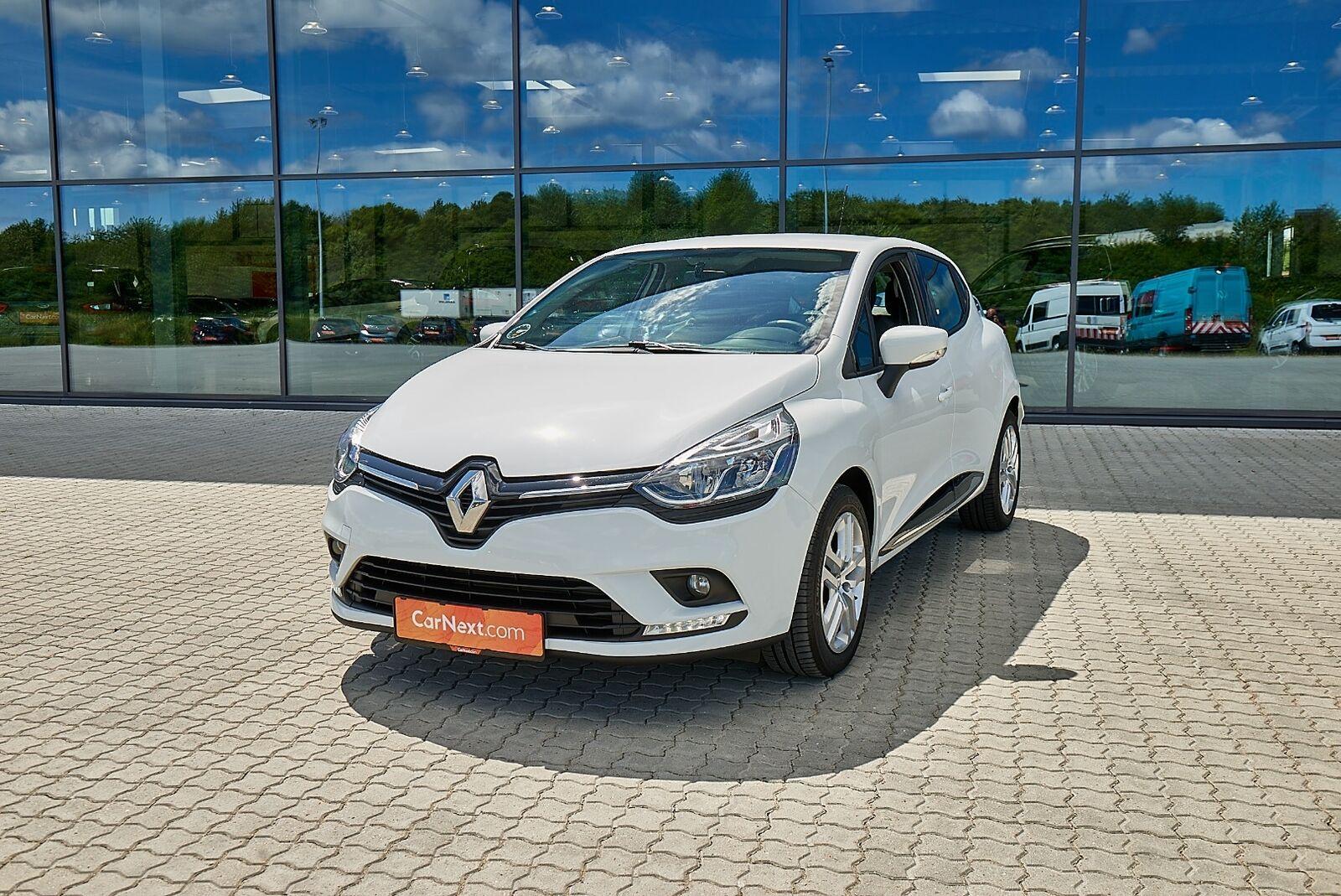 Renault Clio IV 1,5 dCi 90 Zen 5d - 84.900 kr.