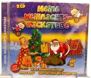 Weihnachten-2-CD-Set-Meine-Weihnachts-Backstube-40-Lieder-Choere-amp-Stars