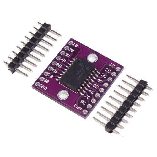 ULN2803A Darlington Transistor Arrays Treiber Breakout Board für Arduino DL
