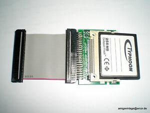 """4 Go 2,5"""" Ide Cf Compact Flash Hard Drive Disque Dur Amiga 600/1200 Nouveau-afficher Le Titre D'origine Dernier Style"""