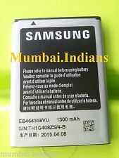 100% BRAND NEW SAMSUNG EB464358VU 1300mAh BATTERY FOR GALAXY S7500 S6802 & S6102